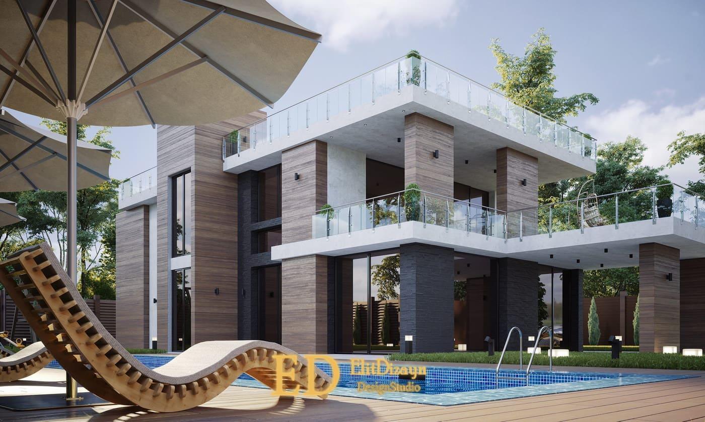 Архитектурный проект дома